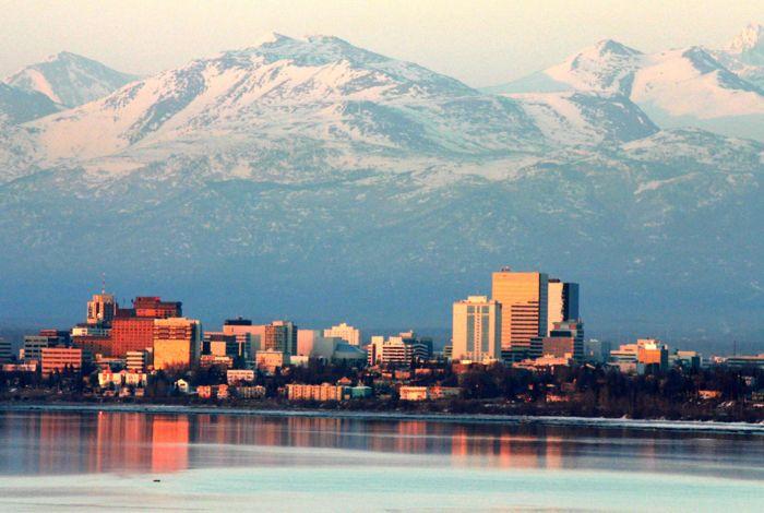 Anchorage, Anchorage