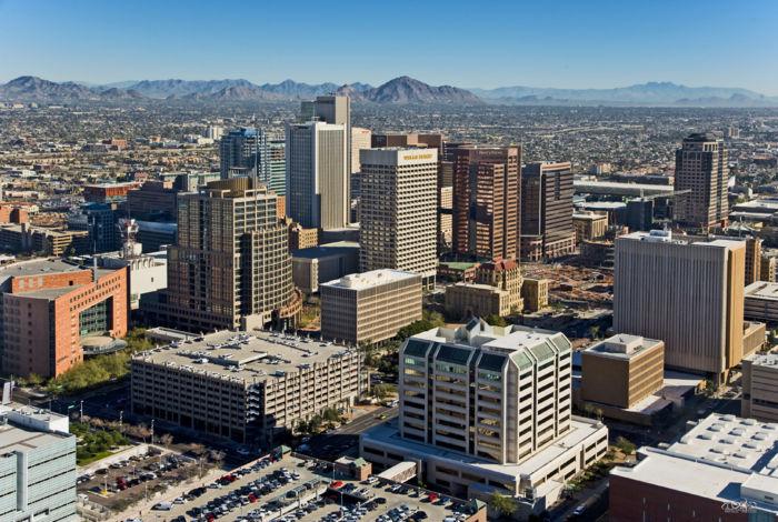 Phoenix, Maricopa County
