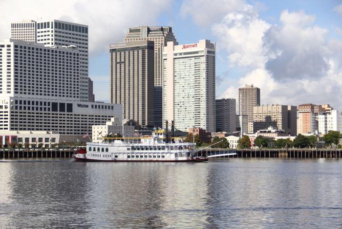New Orleans, Orleans Parish