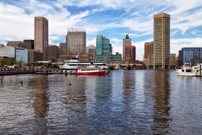 Baltimore, Baltimore city