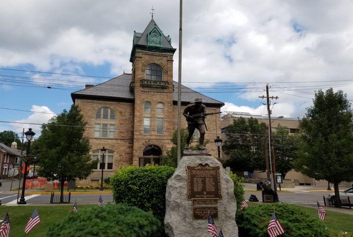 Stroudsburg, Monroe County